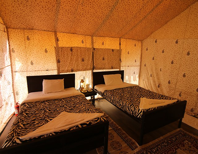 Statue of Unity Tent Booking - Stay at Narmada Tent City