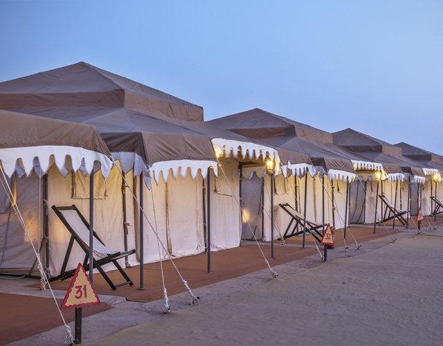 Narmada Tent City 2019 - Book Tent City Narmada Tour Package online